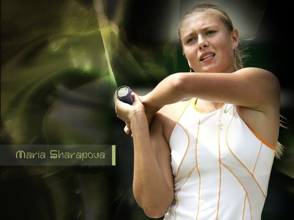 www.musiccloob.com ماریا شاراپوا زیباترین زن ورزشکار دنیا